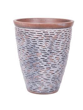 premium-stone-effect-planter-47cm-tall-37cm-diameter