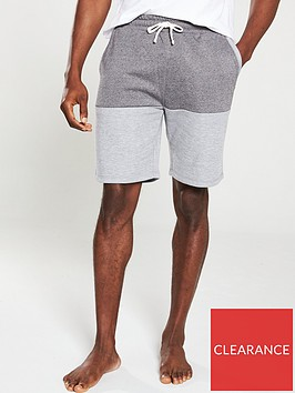 very-man-contrast-jog-shorts-greycharcoal