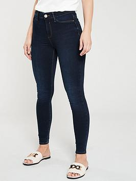 river-island-river-island-molly-mid-rise-jegging--dark-auth