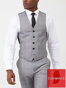 very-man-slim-suit-waistcoat-grey