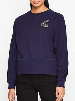 vivienne-westwood-anglomania-orb-badge-sweatshirt-navy