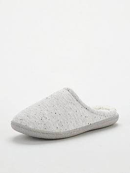 v-by-very-textured-nep-mule-slipper-white