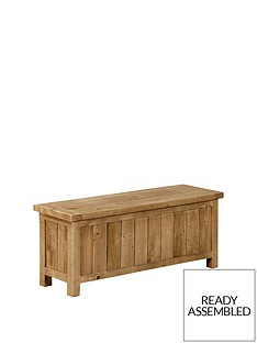 julian-bowen-aspen-solid-pine-storage-bench