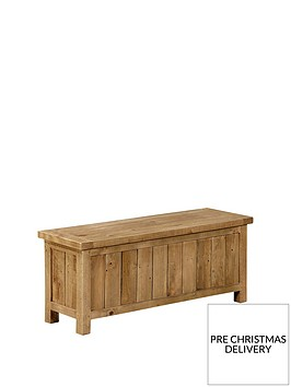 julian-bowen-aspen-solid-pine-storage-bench
