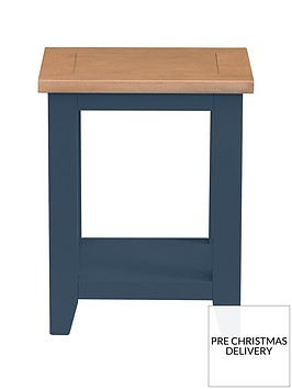 julian-bowen-richmond-ready-assembled-lamp-table-midnight-blue