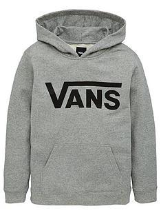vans-classic-kids-hoodie-grey