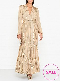 sundress-natalynbspsequin-dress-gold