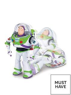 toy-story-buzz-lightyearnbspwith-interactive-drop-down-action-12-inchnbsptalking-action-figurenbsp