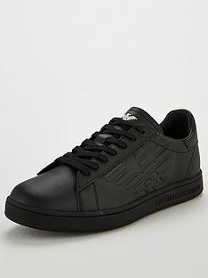 ea7-emporio-armani-classic-leather-trainers-blacknbsp