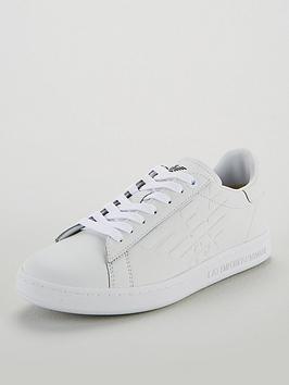 ea7-emporio-armani-ea7-emporio-armani-classic-leather-trainers