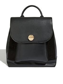 oasis-whipstitch-backpack-black