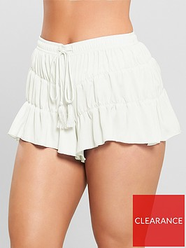 kate-wright-satin-pyjama-short-white
