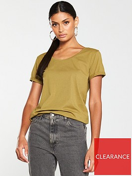 v-by-very-the-essential-basic-scoop-neck-t-shirt-olive