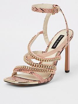 river-island-river-island-chain-detail-heel-sandal-pink