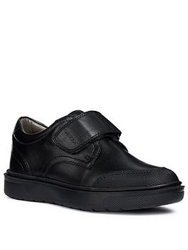 geox-riddock-leather-strap-school-shoes-black