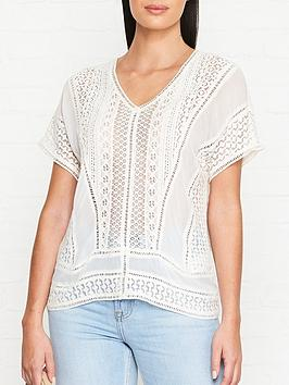allsaints-cindi-lace-top-white