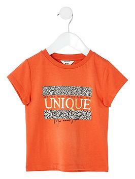 river-island-mini-mini-girls-unique-t-shirt-orange