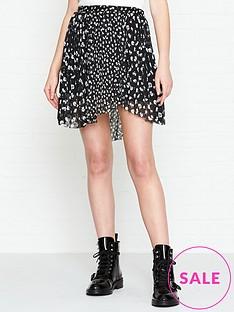 allsaints-lea-scatter-skirt-black