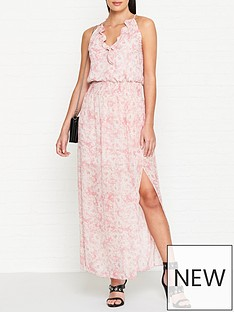 allsaints-nylah-rosey-floral-print-maxi-pink
