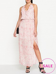 allsaints-nylah-rosey-floral-print-maxi-pink