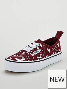 vans-vans-harry-potter-authentic-elastic-lace-childrens