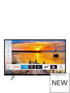 Luxor 43 inch 4K Ultra HD Freeview Play HDR Smart TV