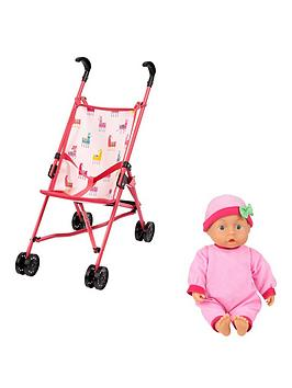 Cosatto Comet Buggy And Doll Set