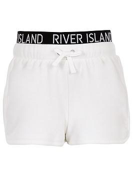 river-island-girls-white-ri-waistband-runner-shorts