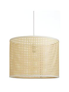 rattan-easy-fit-pendant-light-shade