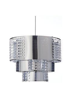 jasmine-metal-look-pendant-light-shade-with-gems