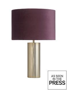 michelle-keegan-home-pink-velvet-touch-lamp