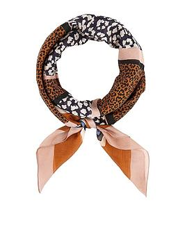 accessorize-spliced-leopard-and-stripe-silk-square-scarfnbsp