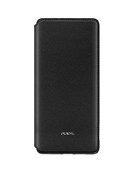 huawei-p30-pro-wallet-cover-black