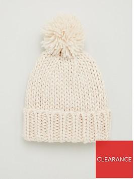 v-by-very-chunky-knit-pom-pom-beanie-white