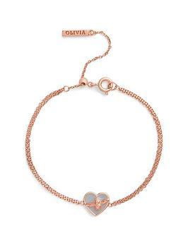 olivia-burton-18k-rose-gold-plated-love-bug-grey-heart-bracelet