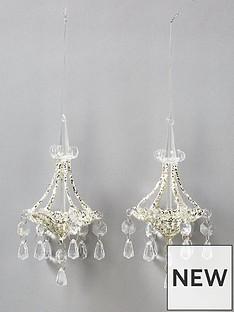 gisela-graham-chandelier-christmas-tree-decorations-set-of-2