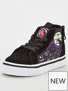 vans-toddler-sk8-hi-zip-nightmare-before-christmas-jacks-lament-shoes-black
