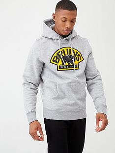 fanatics-nhl-boston-bruins-team-hoodie-grey