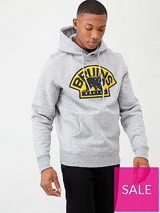fanatics-nhl-boston-bruins-team-hoodie-grey