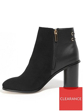 oasis-serena-round-heel-ankle-boots-black