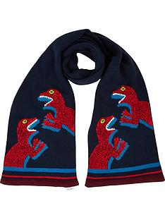 paul-smith-junior-dino-knitted-scarf-navy