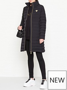 love-moschino-padded-logo-long-length-coat-black