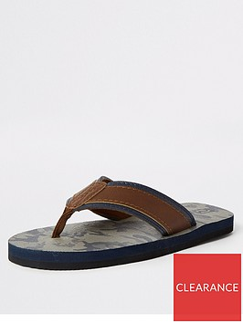 river-island-boys-camo-flip-flop-sandal-khaki