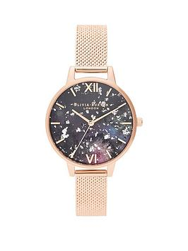 olivia-burton-olivia-burton-celestial-night-sky-demi-dial-rose-gold-boucle-stainless-steel-mesh-strap-ladies-watch