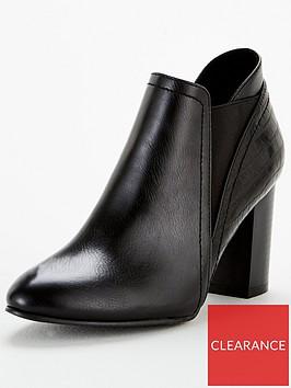 wallis-wallis-wide-fit-elastic-gusset-pull-on-boot