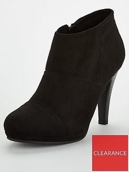 wallis-panelled-platform-ankle-boots-black