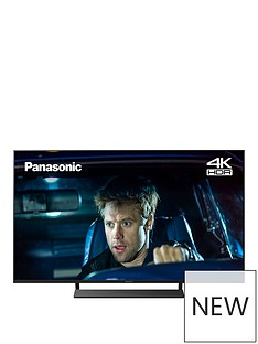 Panasonic TX-50GX800B (2019) 50 inch, 4K Ultra HD, HDR Freeview Play Smart TV