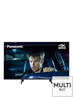 Panasonic TX-50GX700B (2019) 50 inch, 4K Ultra HD, HDR Freeview Play Smart TV