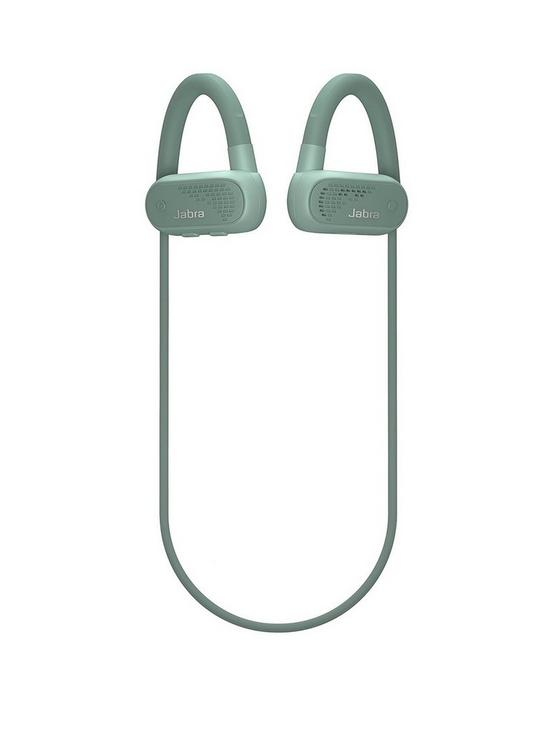 9cc7c2fff07 Jabra Jabra Elite Active 45e Wireless Bluetooth Sport Earbuds with IP67  Waterproof Rating and Integrated Voice Assistant - Mint Green