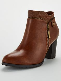 wallis-exposed-zip-and-popper-detail-ankle-boot-tan